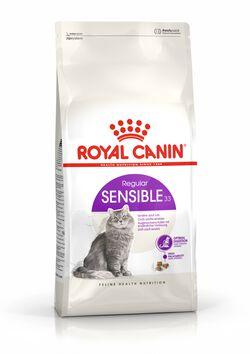 Royal Canin (Роял Канин) для кошек с чувствительным пищеварением (1-7 лет), Sensible (Сенсибл) 15 КГ
