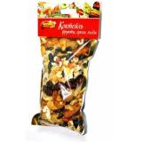 Хрумка Коктейль фрукты, орехи и ягоды лакомство для грызунов 150 гр