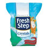 Fresh Step Crystals впитывающий наполнитель на основе силикагеля 1,8 кг