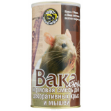 Вака Люкс корм для крыс и мышей 800 гр