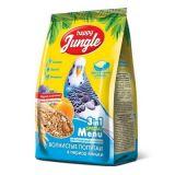 Happy Jungle корм для волнистых попугаев при линьке 500 гр