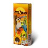 Верные друзья Палочки для волнистых попугаев Медовые 150 гр