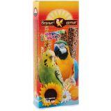 Верные друзья Палочки для волнистых попугаев Ракушка+Яйцо 150 гр