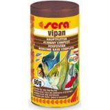 Sera (Сера) Vipan (Випан) корм для рыб крупные хлопья основной рацион 12г