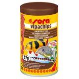 Sera (Сера) Vipachips (ВипаЧипс) корм для рыб 100мл (37г)