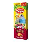 Happy Jungle палочки для птиц мед+орехи 3 шт