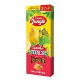 Happy Jungle палочки для птиц мед+ягоды 3 шт