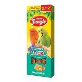 Happy Jungle палочки для птиц мед+яйцо 3 шт