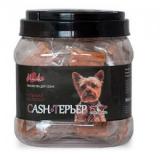 Green Qzin Лакомство Cash-Терьер Колбаски для собак из лосося 520 гр