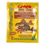 Sera (Сера) Wels-chips чипсы для сомиков 15г (пакетик)