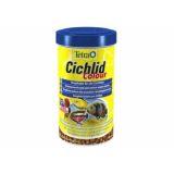 Tetra Cichlid Colour мульти шарики усиливающие окрас для цихлид 500 мл