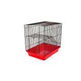 "Клетка для грызунов Дарэлл ""Eco"" №2 33*24*28см 2 этажа"