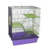 Клетка для грызунов Н230 3-этажная (30*23*46)