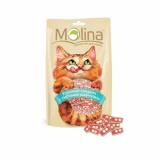 Molina Лакомства Куриный сэндвич для кошек 80 гр