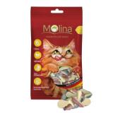 "Molina Лакомства Mix ""Мышки""  для кошек 35 гр"
