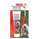 Beaphar Зубная паста + щетка для животных