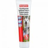 Beaphar Зубная паста со вкусом печени для собак и кошек 100 гр