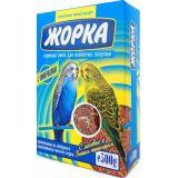 Жорка корм для волнистых попугаев, Минералы, 500 гр