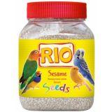 Кунжутное семя Рио, лакомство для попугаев всех видов, 250 гр