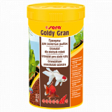 Sera (Сера) Goldy Gran (Голди Гран) Корм для золотых рыб гранулы 250 мл