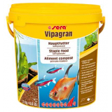 Sera (Сера) Vipagran (Випагран) корм для рыб 10л, гранулы