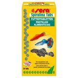 Sera (Сера) Spirulina Премиум корм для рыб 24таб