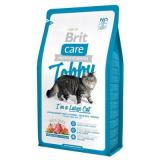 Brit Care Tobby Корм для кошек крупных пород Утка Курица 2 кг