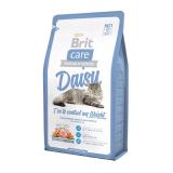 Brit Care Daisy Корм для кошек склонных к излишнему весу Индейка Рис 2 кг