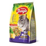 Happy Jungle корм для шиншилл 400 гр