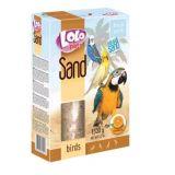 LO-72091 Песок для птиц апельсиновый 1,5 кг