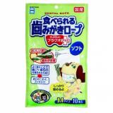 Зубная веревка для уничтожения запаха из пасти для собак с глобигеном М Япония