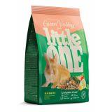 Little One Зеленая долина корм для кроликов из разнотравья 750 гр