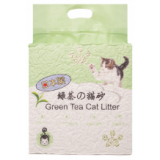 Hakase Arekkusu Зеленый чай впитывающий 6л