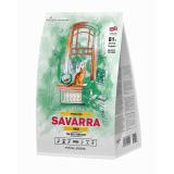 Savarra (САВАРРА) Корм для стерилизованных кошек Утка\Рис 6 кг