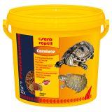 Sera (Сера) Reptil Carnivor Корм для рептилий 3,8 л (1 кг) ведро