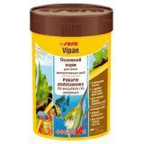 Sera (Сера) Vipan (Випан) корм для рыб крупные хлопья основной рацион 1000мл (210г)