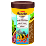 Sera (Сера) Vipachips (ВипаЧипс) корм для сомов и донных рыб 250 мл. 90 г.