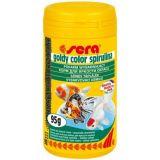 Sera (Сера) Goldy Color Spirulina (Голди Колор Спирулина) корм для золотых рыб 250мл