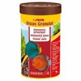 Sera (Сера) Discus Granulat (Дискус Гранулят) корм для дискусов гранулы 250мл