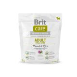 Brit Care Корм для собак мелких пород Ягненок Рис 1 кг