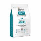 Brit Care Корм для собак Лосось картофель 3 кг