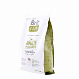 Brit Care Корм для собак мелких пород Ягненок Рис 3 кг