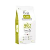 Brit Care Корм для собак мелких пород Ягненок Рис 7,5 кг