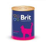 Brit Premium Консервы для котят Ягненок 340 гр