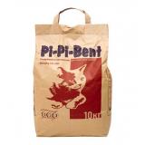 """Pi-Pi-Bent Комкующийся наполнитель """"Классик"""", пакет 10 кг"""