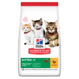 Hill's Science Plan Для котят с курицей 3 кг