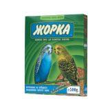 Жорка корм для волнистых попугаев, 500 гр