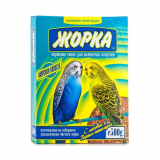 Жорка корм для волнистых попугаев, Морская капуста, 500 гр
