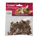 TitBit Лакомство Легкое баранье для кошек 10 гр