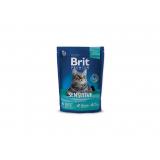 Brit Premium Корм для кошек с чувствительным пищеварением Ягненок 300 гр